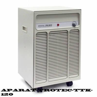 aparat za isušivanje vlage trotec-ttk-120