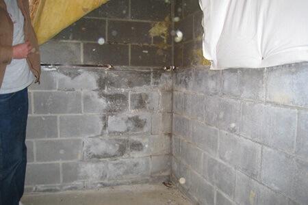 kako ukloniti vlagu sa zidova