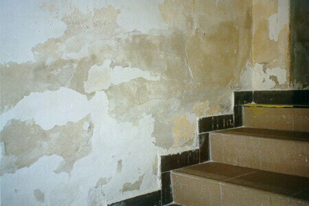Kako ukloniti vlagu sa zidova?